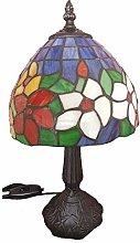 HY-WWK Living Desk Lamp,Handmade Table Lamp for