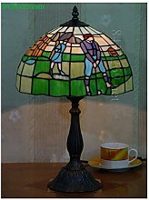 HY-WWK Stained Glass Desk Table Lamp ,3Inch