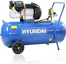 HY30100V 14CFM, 3HP, 100 Litre V Twin Direct Drive