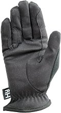 Hy5 Adults Every Day Riding Gloves (L) (Black)