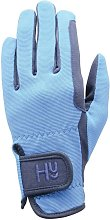 Hy5 Adults Every Day Two Tone Riding Gloves (XL)