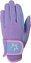 Hy5 Children/Kids Zeddy Riding Gloves (XL) (Floral