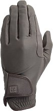 Hy5 Unisex Adults Riding Gloves (L) (Brown)