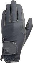 Hy5 Unisex Adults Riding Gloves (XL) (Black)