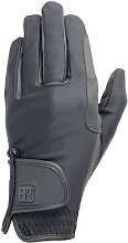 Hy5 Unisex Adults Riding Gloves (XS) (Black)