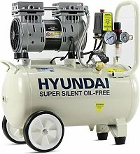 HY7524 5.2CFM, 1HP, 24 Litre Oil Free Direct Drive