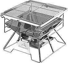 HYAN Barbecue Grill Small Barbecue Grill Outdoor