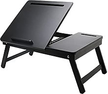 HYCy Lap Desk For Laptop And Writing Adjustable
