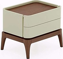 HYCy Nightstand Nordic Simple Side Lockers Small