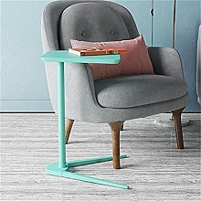 HYCy Sofa Side Table Liftable Bedside Table Simple