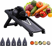 HYCZW Vegetable Slicer, Multi Function Veg Cutter,