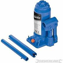 Hydraulic Bottle Jack 6 Tonne 457050 - Silverline