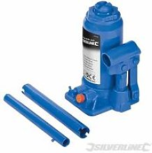 Hydraulic Bottle Jack - 6 Tonne (457050)