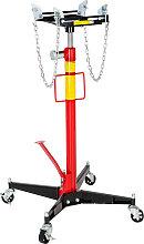 Hydraulic jack - red