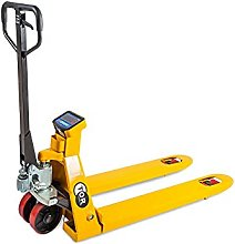 Hydraulic pallet truck with scale 2.5 t, WH-25ES