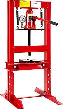 Hydraulic press 6t - red