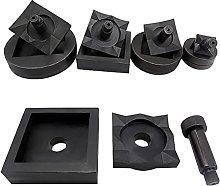 Hydraulic Tools 1Pcs 70 * 62mm Rectangle Hole