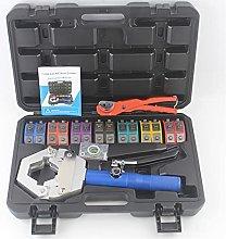 Hydraulic Tools Hydraulic Hose Crimper Auto A/C