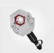 Hydraulic Tools New Separable Hydraulic Hose