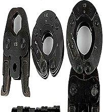 Hydraulic Tools Three Tool Jaws