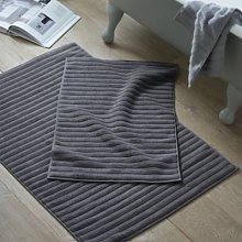 Hydrocotton Bath Mat, Slate, Large