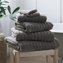Hydrocotton Towel, Slate, Bath Sheet