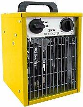 Hydroponics 2kw Electric Greenhouse Heater