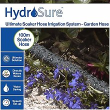 HydroSure Ultimate 100m Soaker Hose Irrigation