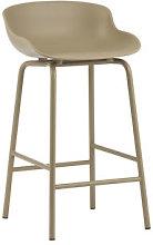 Hyg High stool - / H 65 cm - Polypropylene by