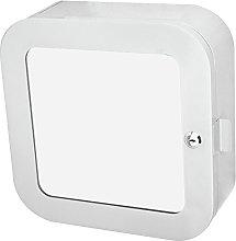 Hygena Medicine Style Cabinet - White.
