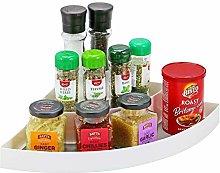 HYGRAD® UK Non Slip Plastic Pantry Spice Herb Jar