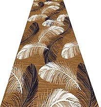 HYHMJ-Feather Pattern Carpet Runners Non-Slip