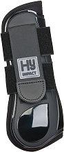 HyIMPACT Pro Tendon Boots (One Pair) (L) (Black)