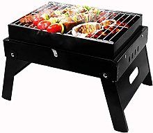 HYISHION Freestanding Barbecue Grills Portable BBQ