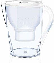 HYISHION Water Filter Jug, Alkaline Water Pitcher