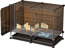 HYJBGGH Chicken House Coop Large Hen House Poultry