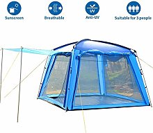 HYJBGGH Dome Tents Tent Octagon, 7 To 8 Man