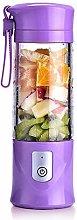HYLK Fruit Juice Mixer, USB Electric Safety Juicer