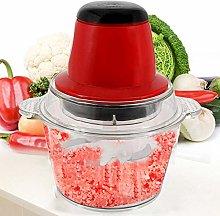 HYLK Mini Chopper, Food Processor Meat Grinder 2L,