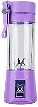 HYLK Portable Blender,Eletric USB Juicer Cup,