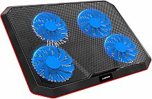 HYLL Laptop Cooling Pad for 12-17 Inch Laptop with