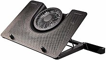 HYLL Laptop Cooling Stand in Aluminium - Cooler