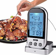 Hylotele Digital Meat Thermometer Wireless Remote