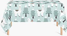 HYO Christmas Tablecloth 100X140 cm multicoloured