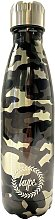 Hype Camo Stainless Steel Bottle - 500ml