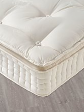Hypnos Woolcott Pillow Top Pocket Spring Mattress,