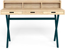Hyppolite Writing desk - / Oak by Hartô