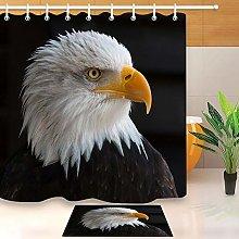 HYTCV American Bald Eagle Digital printing