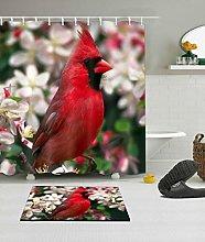 HYTCV Spring Cardinal Flower Digital printing