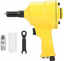 Hyuduo KP-705P Air Rivet Gun Pneumatic Riveter